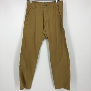 Kuhl Men's Kontra Hiking Travel Pants 30 x 30